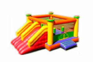 Castle-Bouncer-Combo