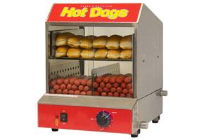 hotdog-steamer