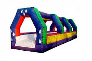 water-slip-slide