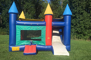Main Event Party Rental Columbia MD Bouncer Slide Combo